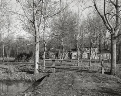 """Marais poitevin – 46°25'56"""" N 0°59'49"""" W"""
