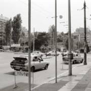 1982, voyage vers la Grèce. Michel Paradinas