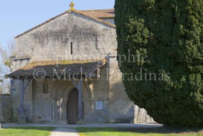 Église de Secondigné-sur-Belle