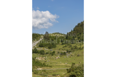 Pyrénées, Ariège, Arnave