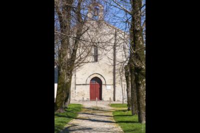 Église Notre-Dame de Fors