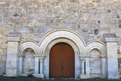 Église Sainte-Marie-Madeleine à Saint-Martin de Bernegoue
