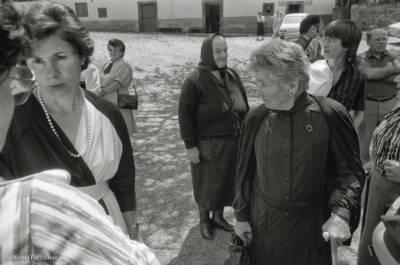 1984, Espagne, province des Asturies. Mariage. mp-1984-74-40-R-I