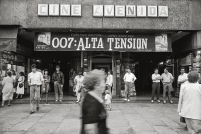 La Corogne, Espagne. mp-1987-47-35-R-I