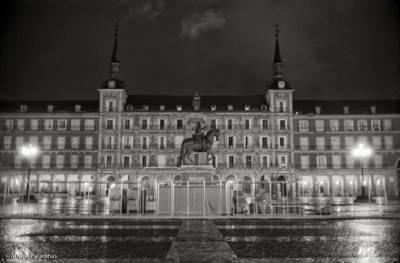 Madrid, Espagne. mp-1992-35-18a-R-I
