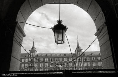 Madrid, Espagne. mp-1992-28-7-R-I