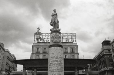 Madrid, Espagne. mp-1992-29-11-R-I